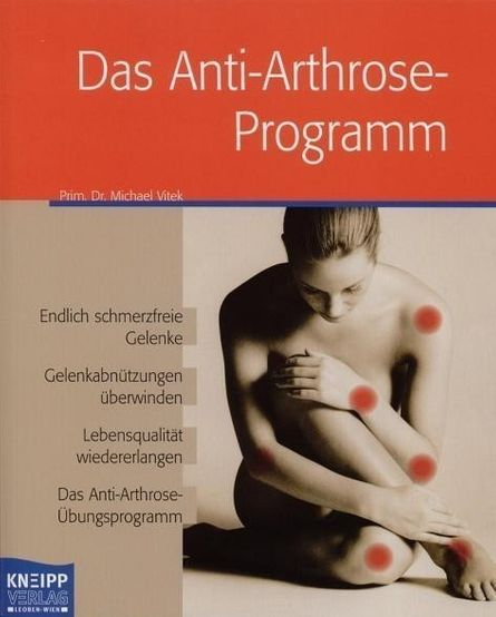Das Anti-Arthrose-Programm