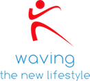 Waving Logo